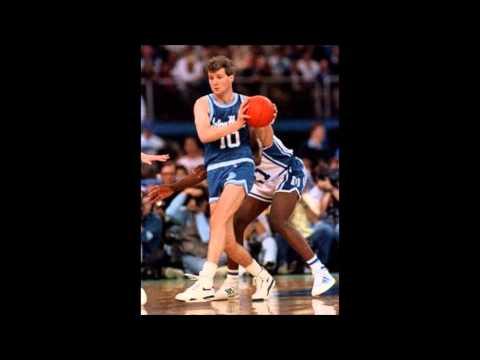 CBS NCAA Basketball intro 1987-1992
