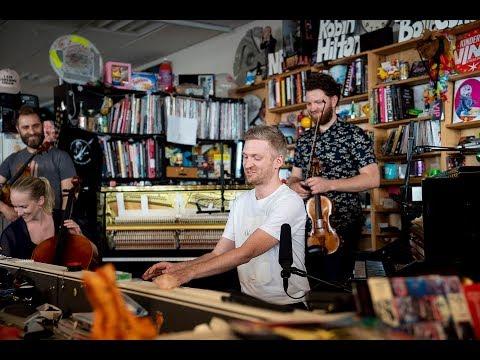 Ólafur Arnalds: NPR Music Tiny Desk Concert