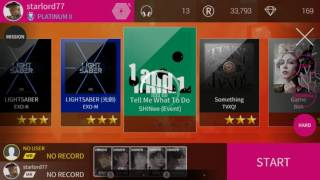Tell Me What To Do - SHINee | SuperStarSMTOWN [Hard] First Try