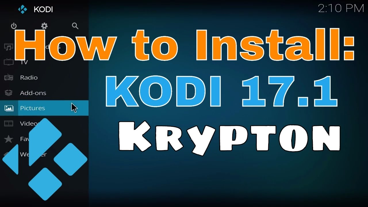 how to download kodi videos