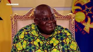 Entretien exclusif avec Nana Akufo-Addo, Président du Ghana - Internationales - 17/02/2019