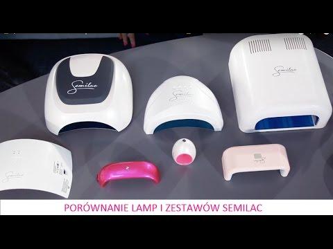 Porównanie Lamp I Zestawów Do Paznokci Semilac Qa 3 Semilac Tv Eng