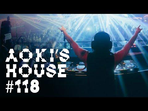 Aoki's House on Electric Area #118 - Garmiani, R3HAB, Botnek, and more!