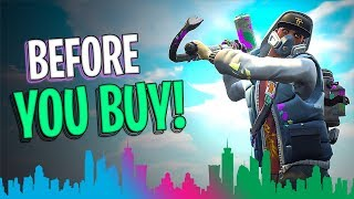 Abstrakt | Renegade Roller | Before You Buy - Fortnite Cosmetics