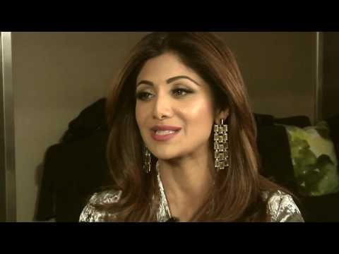 Showbiz India Interviews Shilpa Shetty