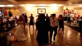 Bond Wedding Flash Mob - Party Rock!