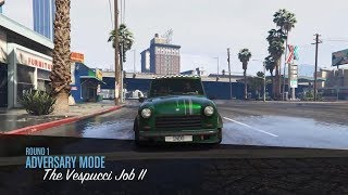 GTA 5 Online   The Vespucci Job Adversary Mode