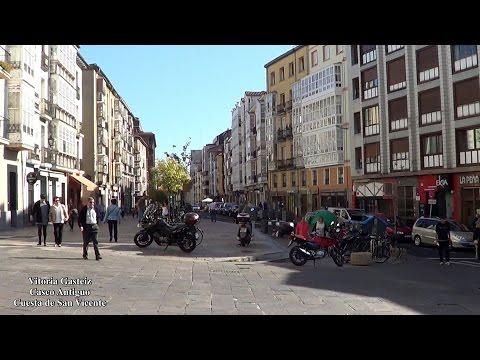 Vitoria Gasteiz - Casco Viejo Walking Tour