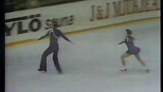 Irina Rodnina & Alexander Zaitsev 1980 Europeans LP