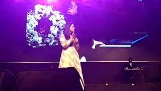Amruta Fadnavis singing at 26/11 Anniversary Event
