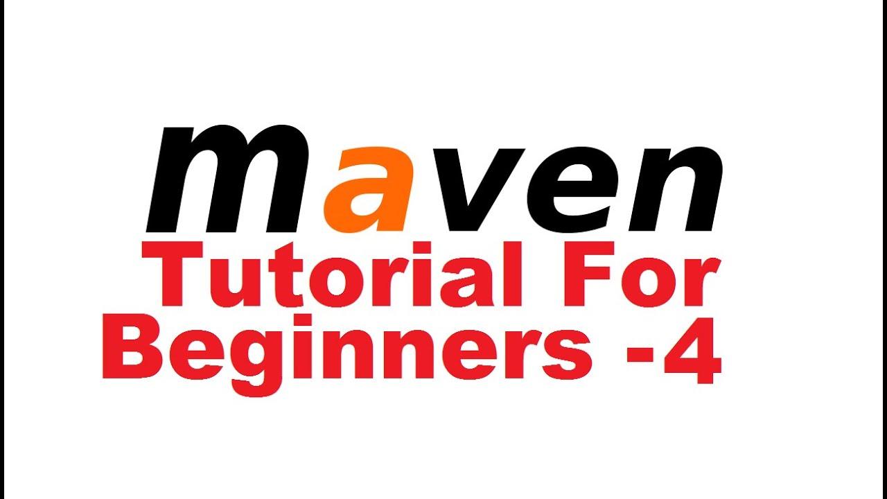 Maven Tutorial for Beginners 4 - Creating Maven project using Eclipse IDE +  Understanding pom xml