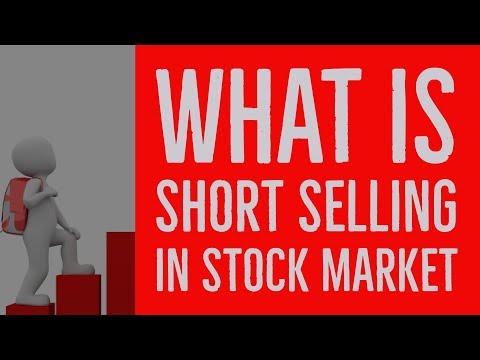 SHORT SELLING STOCKS  -NIFTY BANK NIFTY DJIA NASDAQ,