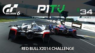 Gran Turismo 6 #34 - Red Bull X2014 - Achtung Ohrenschmerzen [G27] [PS3]