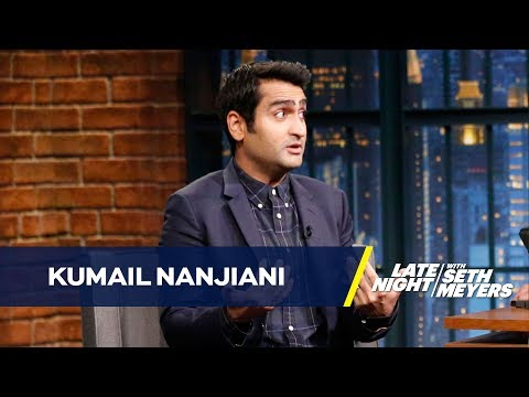 Kumail Nanjiani's Dad Used to Prank Him with Terrifying Jokes