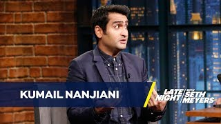 Kumail Nanjiani's Dad Used to Prank Him with Terrifying Jokes