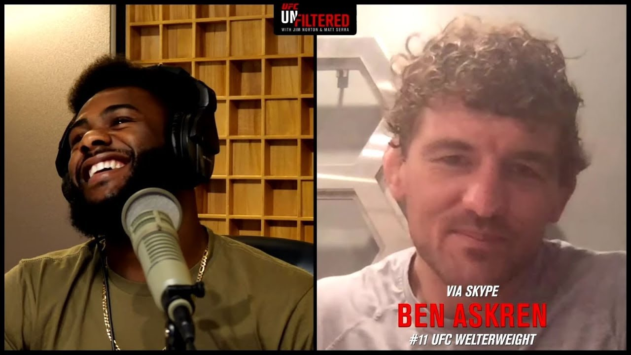 Ben Askren addresses future after loss to Demian Maia at UFC ...