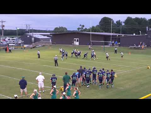 Halifax Academy vs Community Christian 44-0