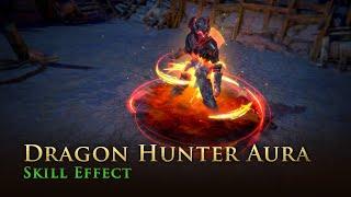 Path of Exile: Dragon Hunter Aura