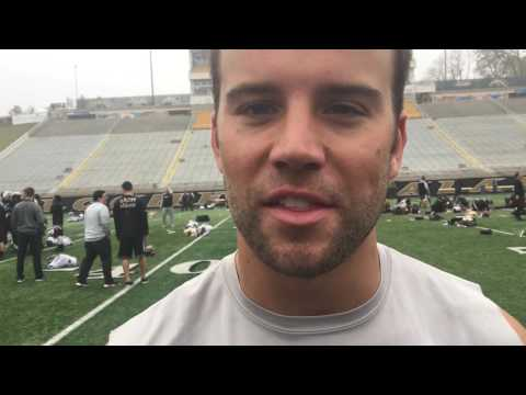 Zach Terrell Western Michigan quarterback.