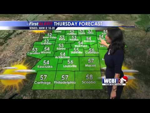 Morning Weather Update - December 17, 2015 by WCBI