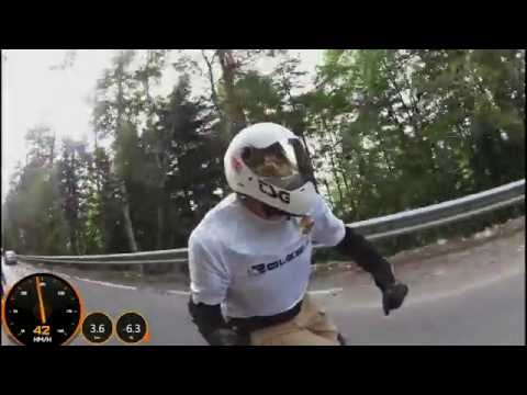 Panichishte DH Run - TSG Helmet Pass test