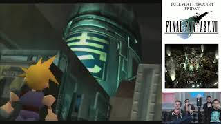 GT Plays Final Fantasy VII Part 1