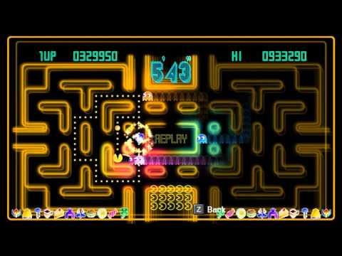 Pac-Man Championship Edition (PC): Extra Mode 3 - 933.290 (#1 On Steam)