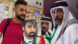 بوطلال معصب ويتهاوش مع فردوس عشان سافر معه