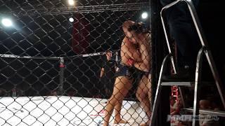 MCF4: Łukasz Siwiec vs Kamil Kraska [PODDANIE]