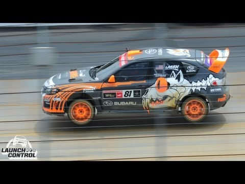 Launch Control: Subaru PUMA Rallycross Team fights back at GRC New Hampshire - Episode 9