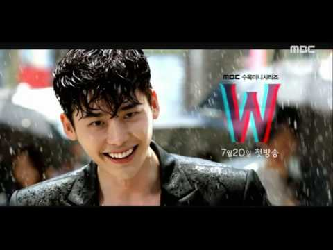 [Teaser] W - Two Worlds 더블유 korean drama First teaser (Lee Jong Suk & Han Hyo Joo)