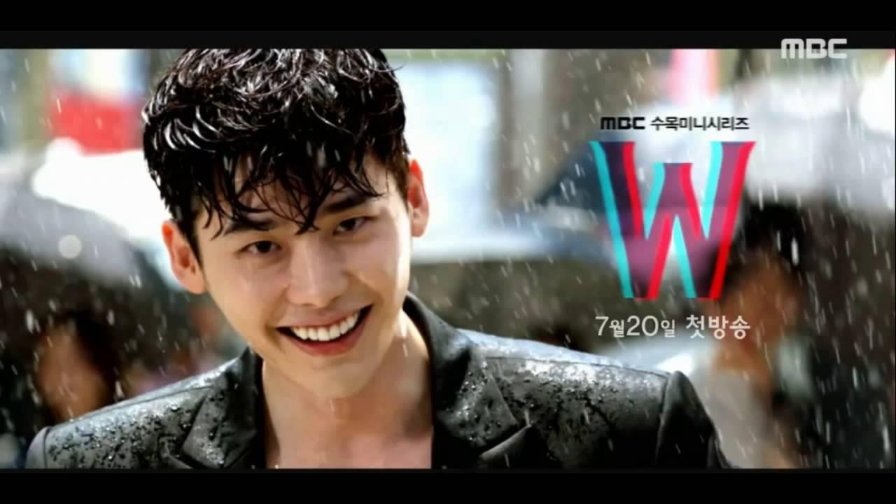 Cute Korean Wallpaper Hd Teaser W Two Worlds 더블유 Korean Drama First Teaser Lee