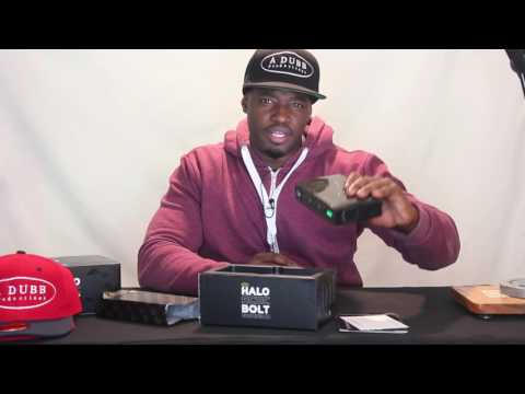 Halo AC/DC Bolt Power bank charger Unboxing