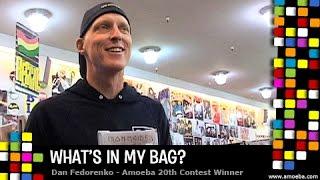 Dan Fedorenko - What's In My Bag?