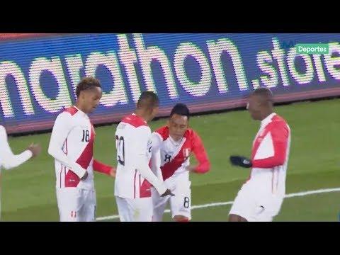 Perú 1-0 Paraguay: resumen y gol del partido amistoso internacional | CHRISTIAN CUEVA GOLAZO