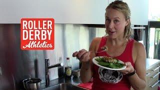 Tuna Burger Recipe | Roller Derby Athletics