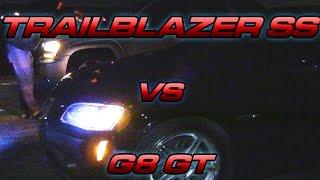 Pontiac G8 GT vs Trailblazer SS