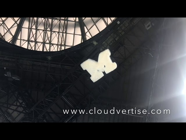 Floating Soap Bubble Clouds - CLOUDVERTISE®