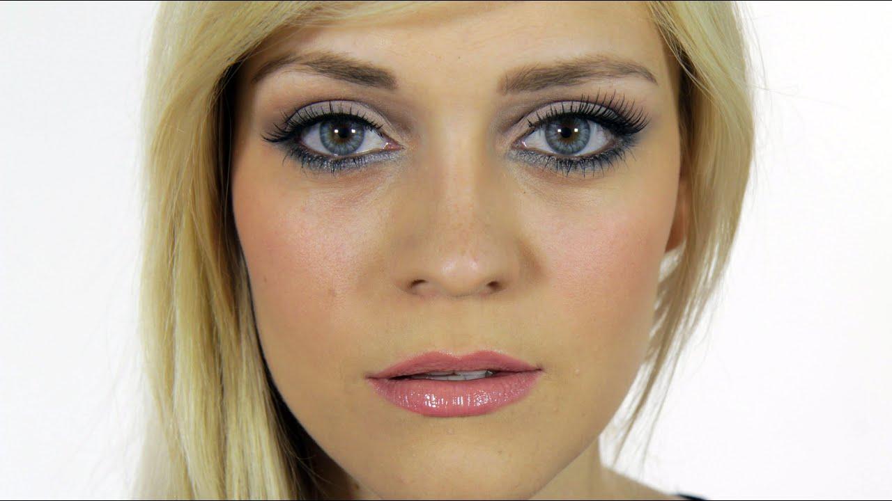 Megan Fox Look makeup tutorial senza eyeliner - 13