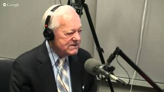 "Veteran Newsman Bob Schieffer As He Steps Down From ""Face The Nation"""