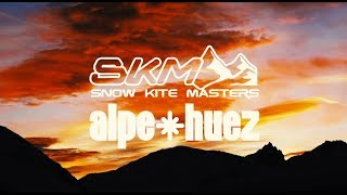 Alpe d'Huez - Snowkite Masters 2019