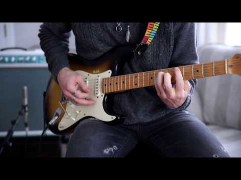 Little Wing - Jimi Hendrix Guitar Cover - Lesson Available (See Description) - Jamie Harrison mp3