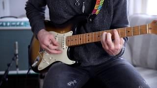 Little Wing - Jimi Hendrix Guitar Cover - Lesson Available (See Description) - Jamie Harrison