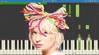 How to play Opportunity by Sia on piano - Opportunity Piano Tutorial