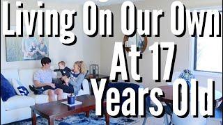 Teen Parent Apartment Tour   Our First Apartment