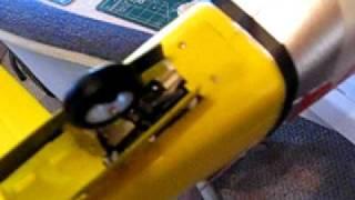FMS V6 P-51 Retract Tailwheel