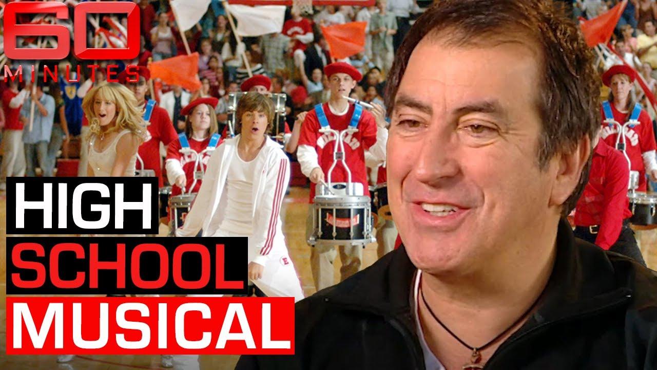 Meet the genius behind the High School Musical phenomenon   60 Minutes Australia