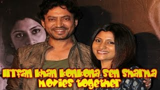 Irrfan khan konkona sen sharma movies together : bollywood films list ???? ????