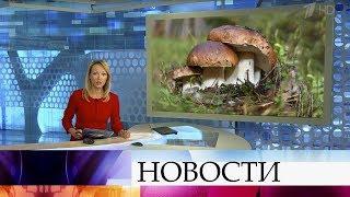 Выпуск новостей в 12:00 от 17.08.2019