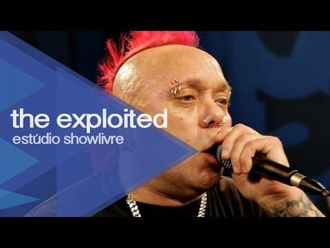 """""""Dead cities"""" - The Exploited no Estúdio Showlivre 2013"""